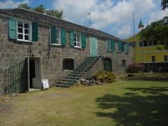 Alexander Hamilton's birthplace, Nevis