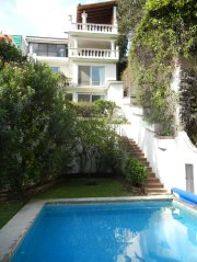 VILLA Golondrina SEEN FROM THE POOL (2)