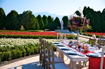 The Italian Garden at JDM