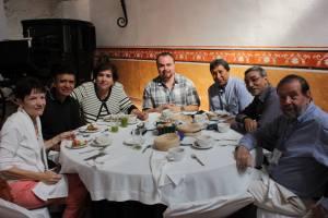 Breakfast group ex hda Cortes