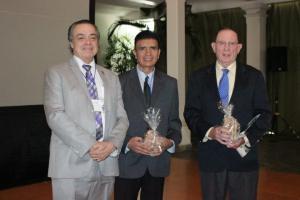 Javier Espinosa, Alvaro Ramirez, Jim Horn