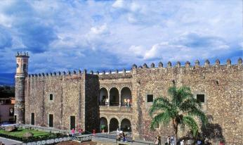 The 16th-Century Cortés Palace.