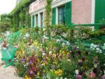 Monet's garden at Giverny. All photos from the garden website.