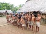The Boras gathered to wish us farewell