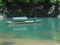 A beautiful day on the Katsura River.