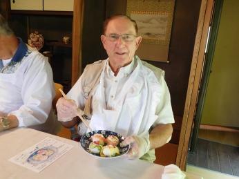 Kyoto Zen & Sushi class 017