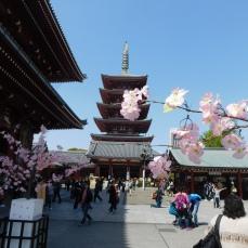 Tokyo temple, Ginza, war memorial 005