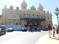 The famous Monte Carlo Casino