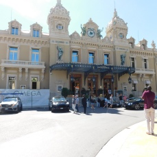 The famous Monte Carlo Casino