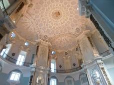 Inside the palazzo, Isola Bella.