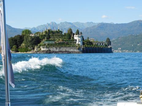 Isola Bella, Lake Maggiore.