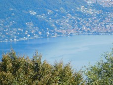 Stresa's neighboring community, Verbania.