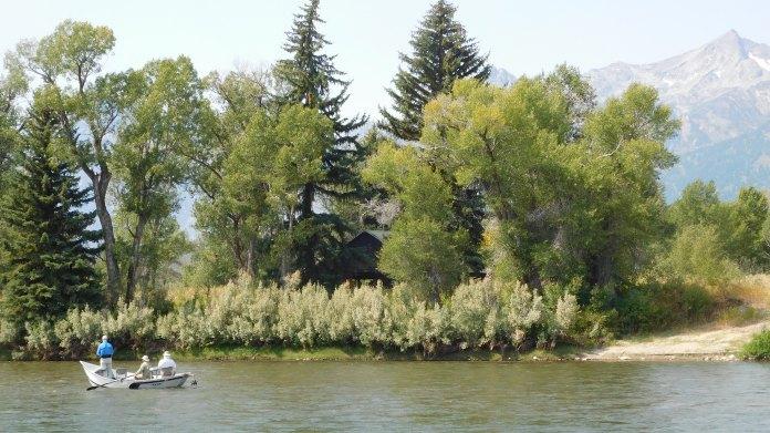More Snake River.