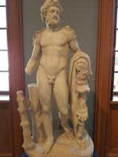 Hercules, Roman 100-200 CE.