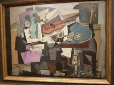 Pablo Picasso, Still Life, 1918.