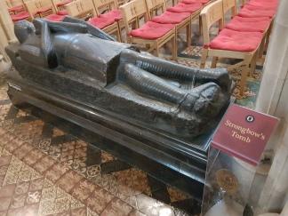Stongbow's Tomb.