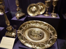 "More of "" the best 17th century silver collection."