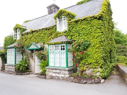 A quintessential cottage.