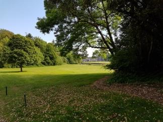 Ashford boasts 350 acres of woodland.