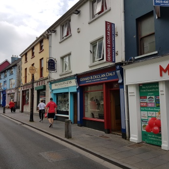 McConnell St. Ennis