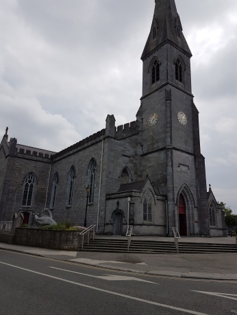 The Ennis Cathedral, Anglican.