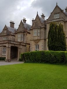 The Muckross House and gardens, Killarney.
