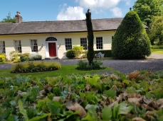The distiller's cottage is now used for events and archives.