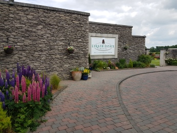 The entry to Aghadoe Heights Hotel and Convention Center.