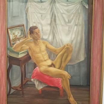 Portrait of Diego de Mesa, 1942.