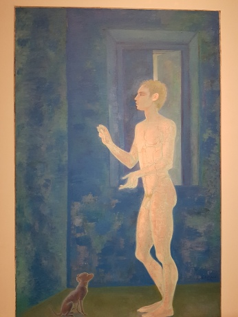 Nude with Dog, 1986