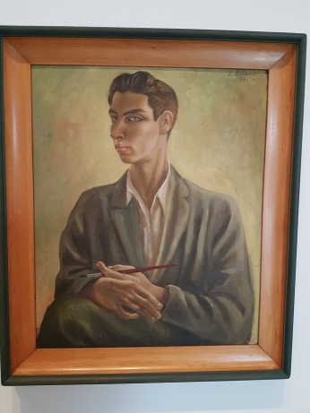 Self Portrait, 1941