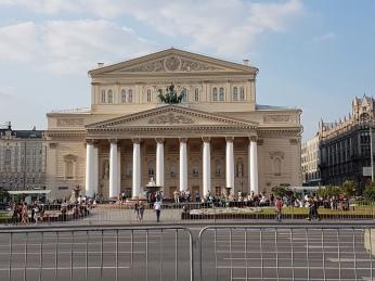 The Bolshi Theater