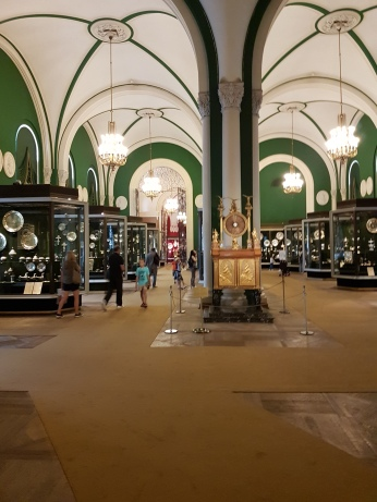 The Armory Museum in the Kremlin.