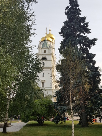The Cathedral of the Assumption, Kremlin.