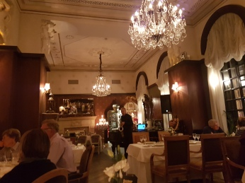 A lovely old-world ambience at Tsar.