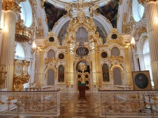The Hermitage chapel.
