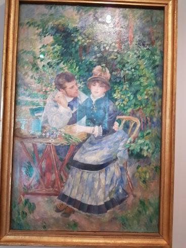 Renoir's In The Garden.