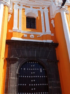 The colonial details are what makes Puebla's architecture such a marvel