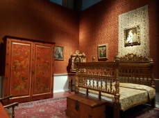 The colonial and baroque furnishings are nice but now eclipsed by the new baroque musuem.