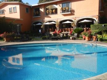 Hotel/Restaurant Gusto.