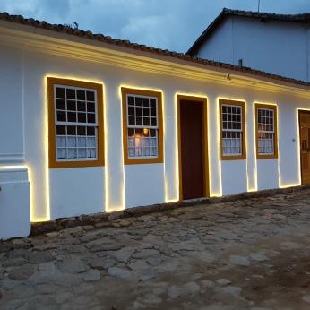 The Pousada doorway.