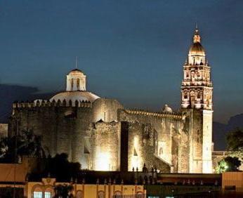 The Cathedral of Cuernavaca, 1530-1555.