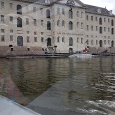Amsterdam's Maritime Museum.