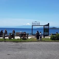 Lago Llanquihue, Puerto Varas, Chile