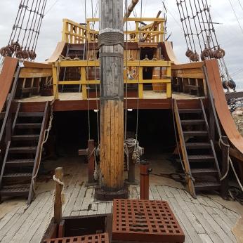 The Victoria's main deck.