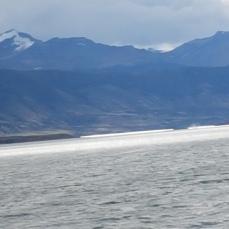 Ultima Esperanza Fjord.