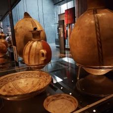 Pre-Columbian ceramics.